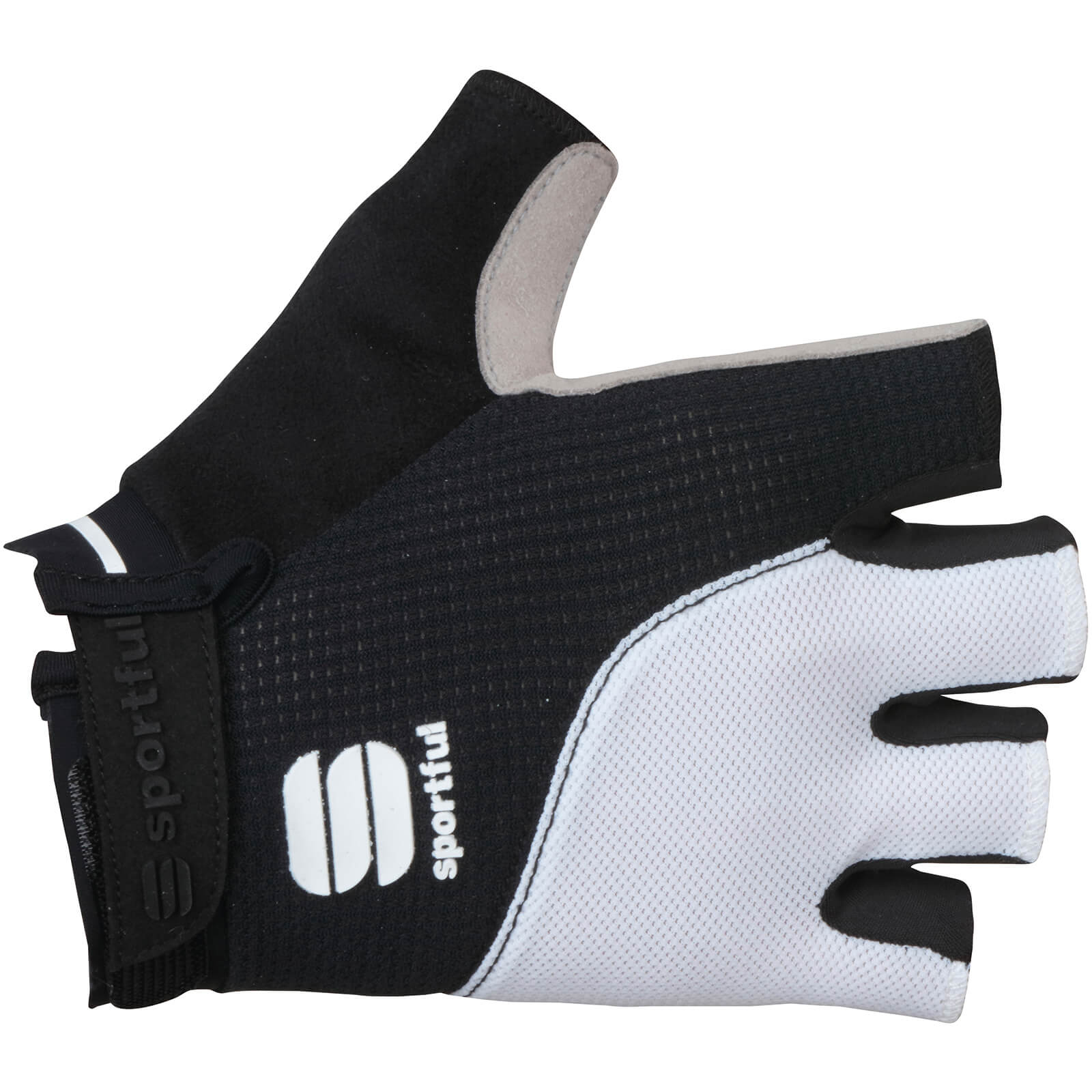 Sportful Giro Gloves - Black/White
