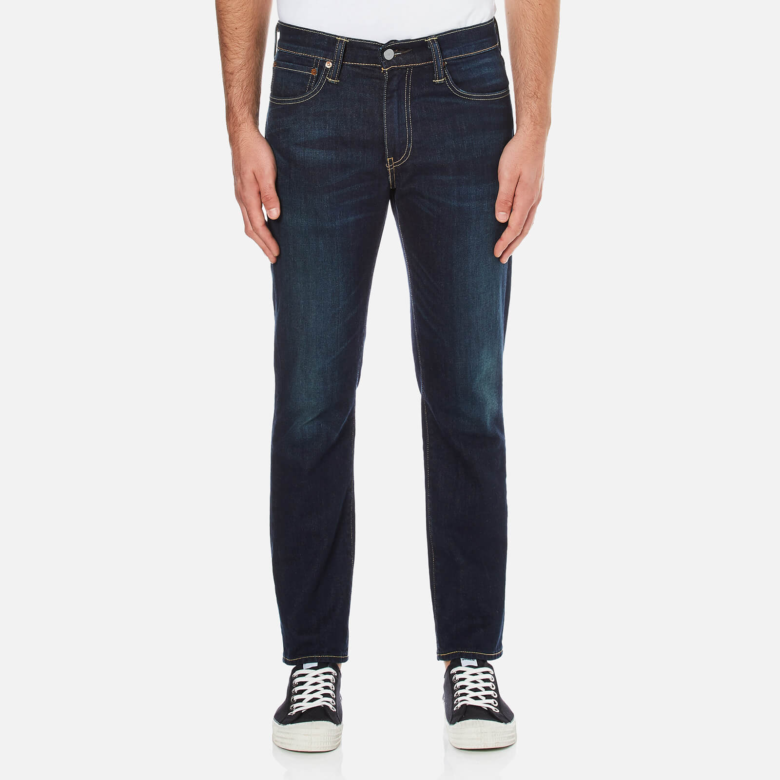 Levi/'s Men/'s 511 Slim Fit Jeans Blue Biology
