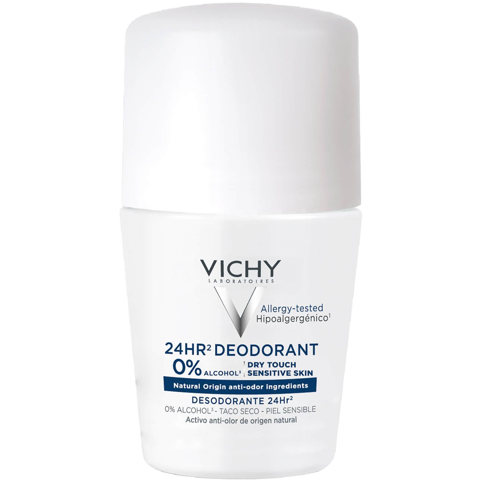 Vichy Deodorant 24hour Aluminium Salt Free Roll On 50ml