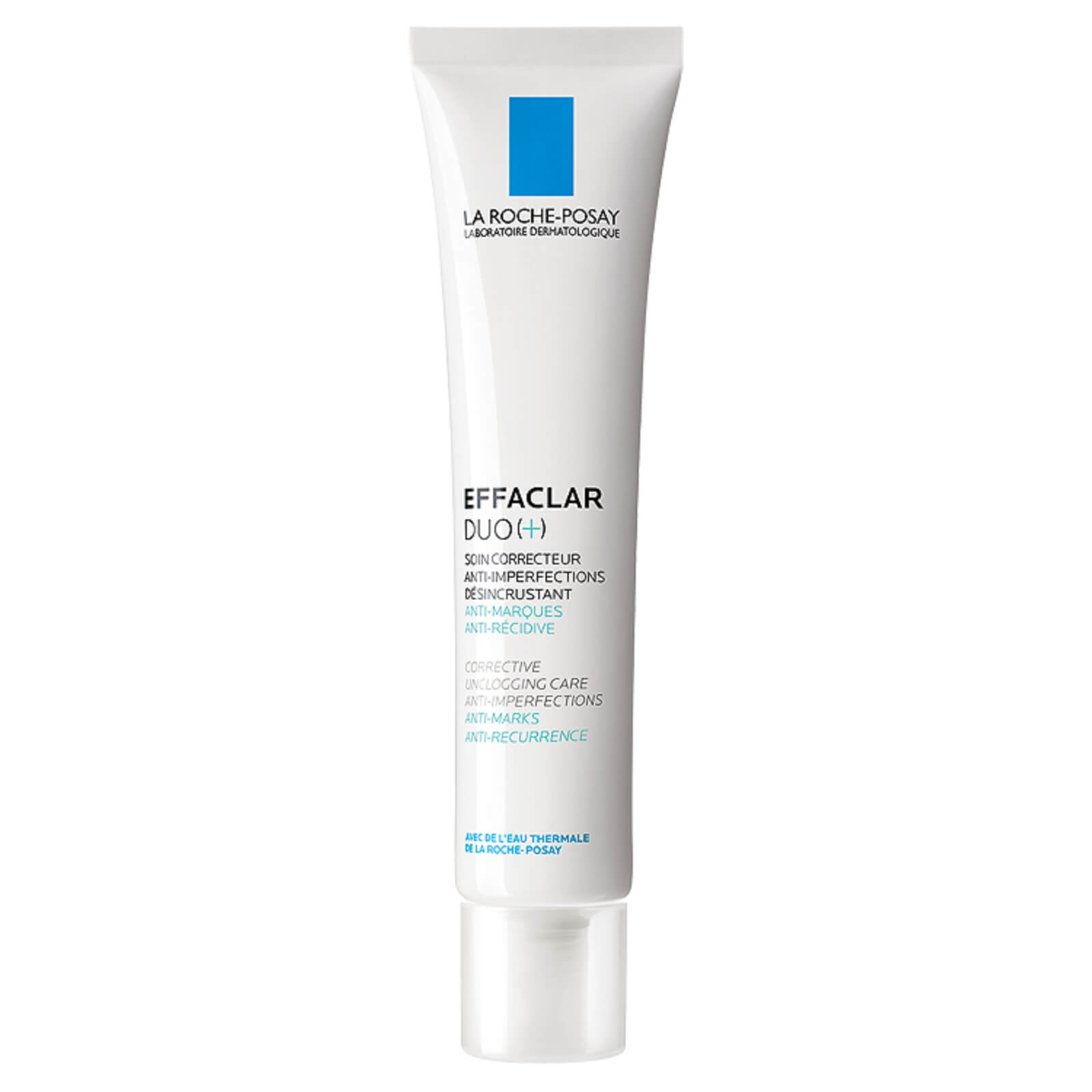 LA ROCHE-POSAY EFFACLAR DUO+ SOIN ANTI-IMPERFECTIONS 40ML