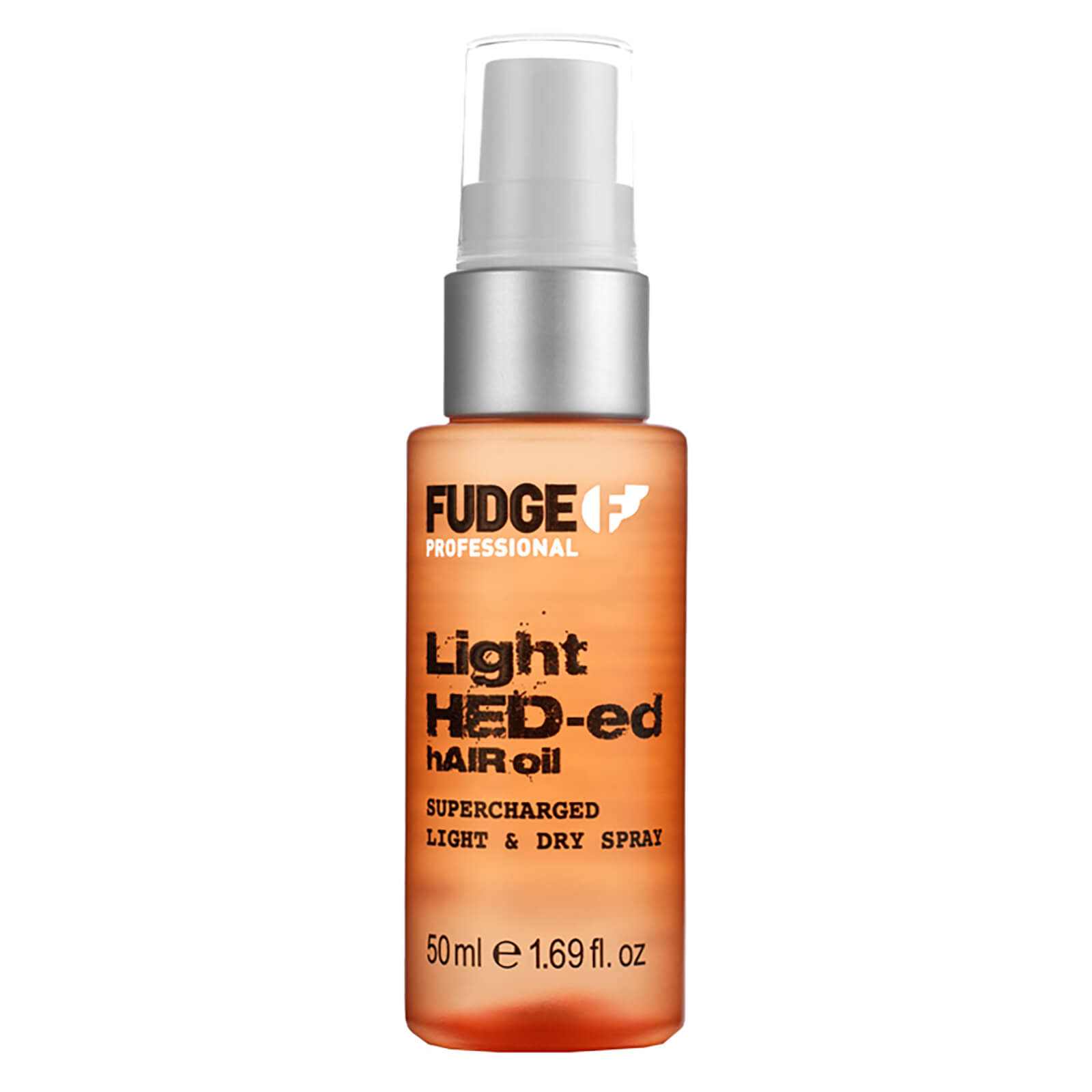 Fudge Light Hed-Ed Oil Supercharged Light and Dry Spray