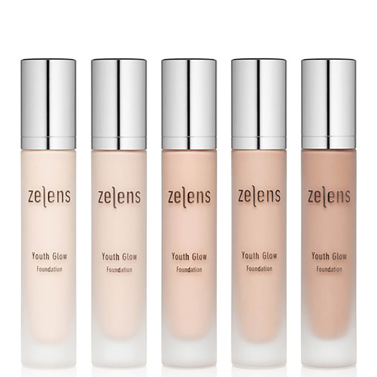 Zelens Youth Glow Foundation (30ml) (Various Shades)