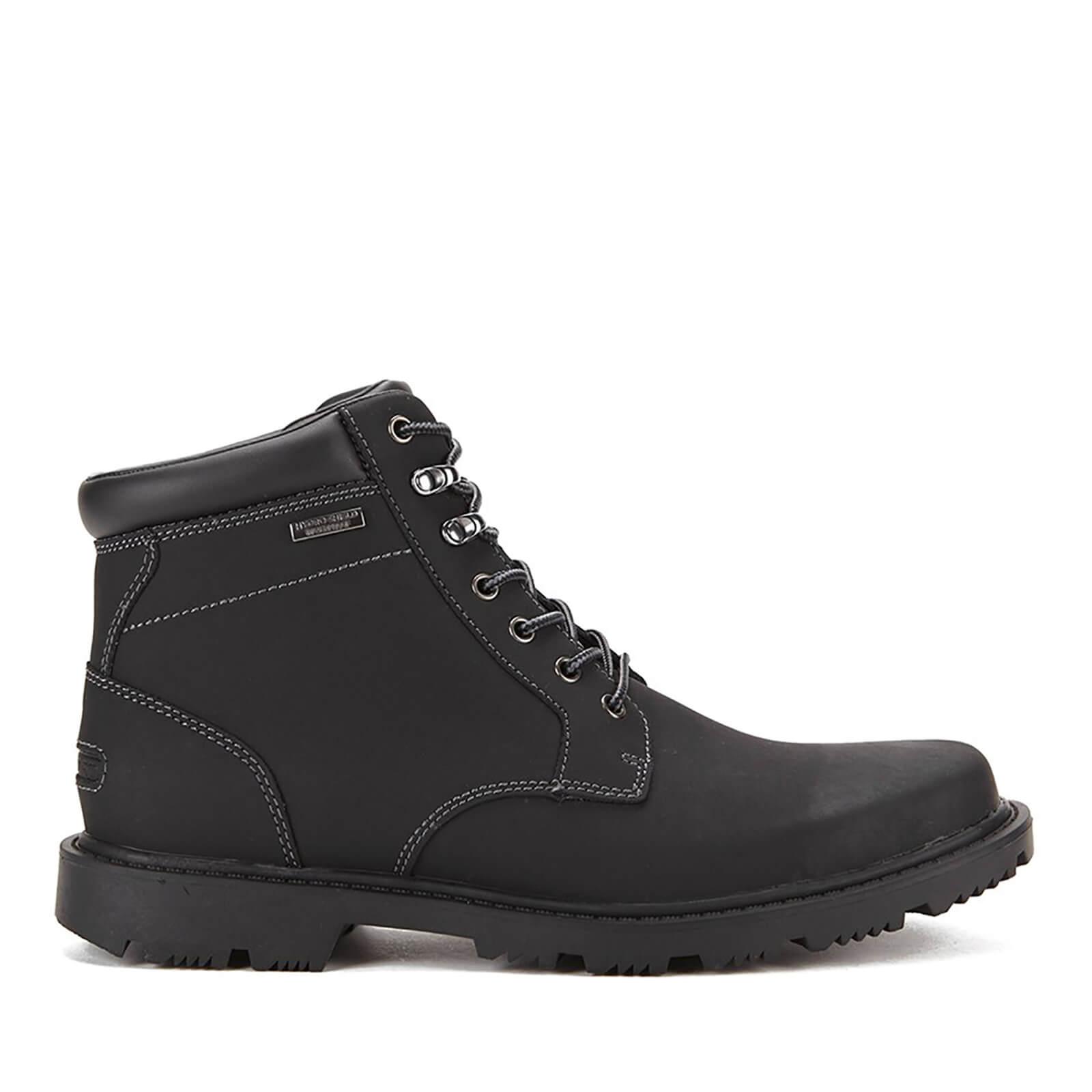 Rockport Mens Redemption Road Boots Black Footwear Zavvi Bott Funko Mm Rick Morty
