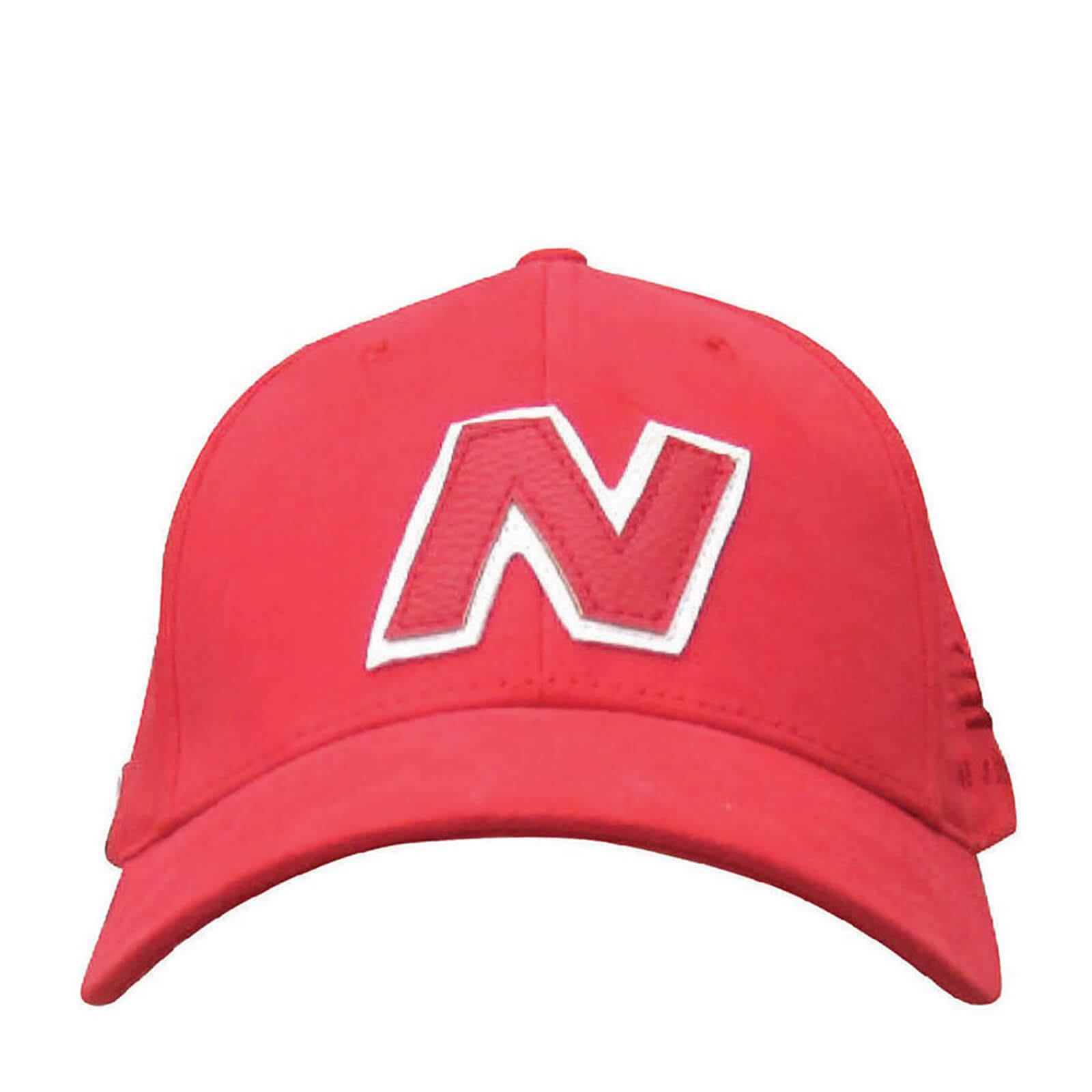 Casquette Unisexe New Balance Ball Park 6 -Rouge