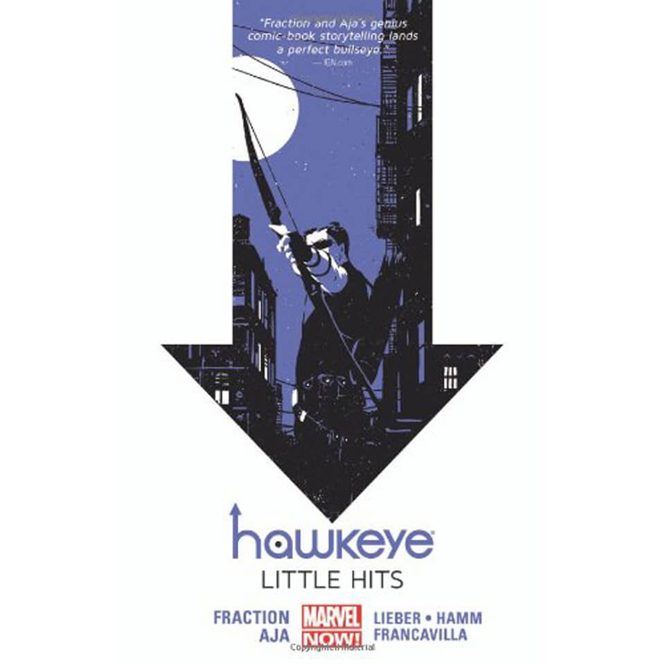Marvel Now Hawkeye: Little Hits - Volume 2 Graphic Novel