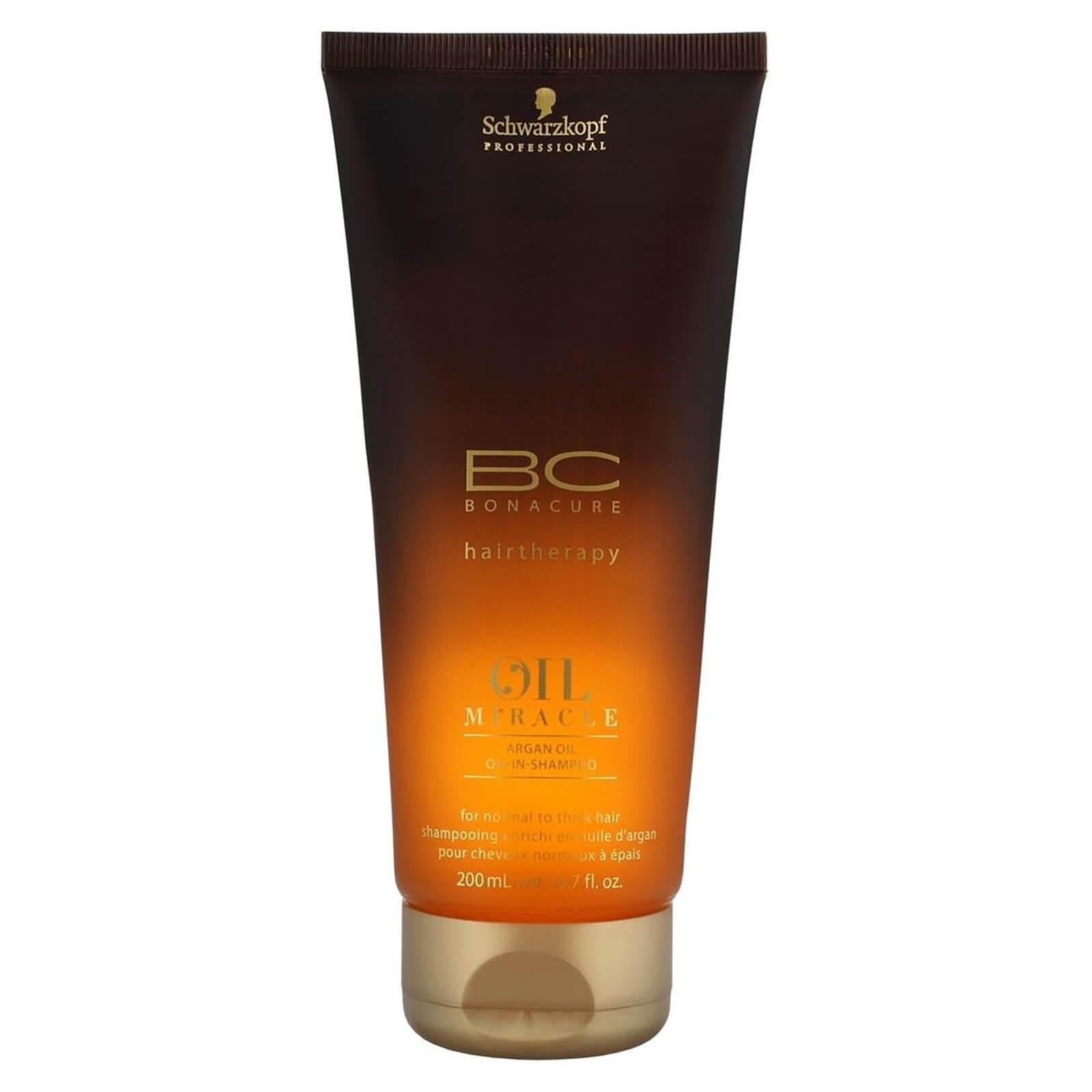 e1ea55aaaf Schwarzkopf BC Oil Miracle Shampoo (200ml) | Free Shipping | Lookfantastic