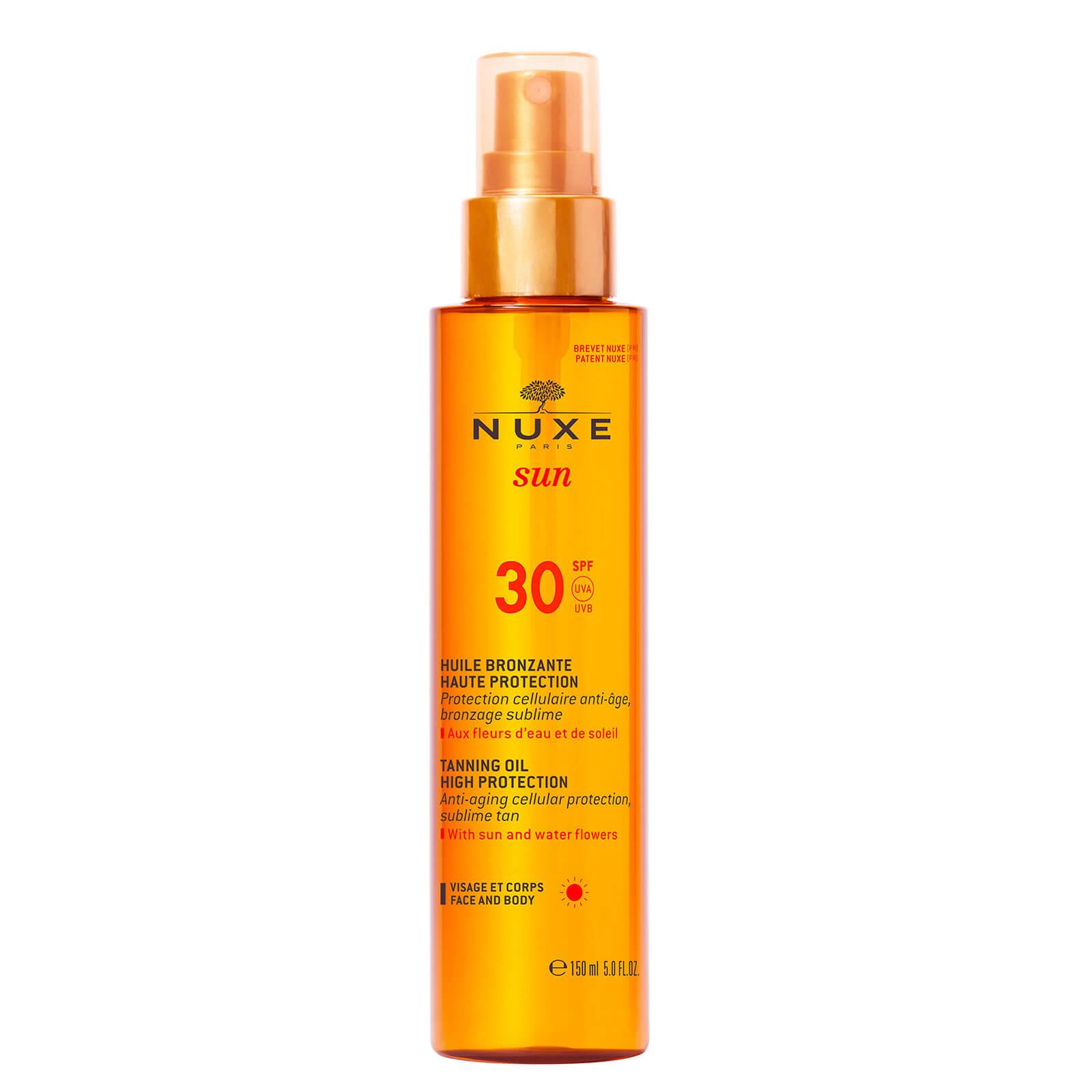 NUXE Sun olio solare viso e corpo SPF 30