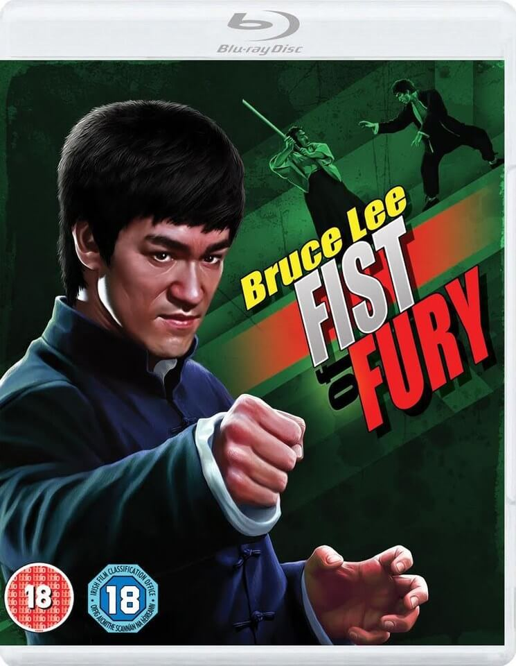 Fist of Fury - Dual Format (Includes DVD)