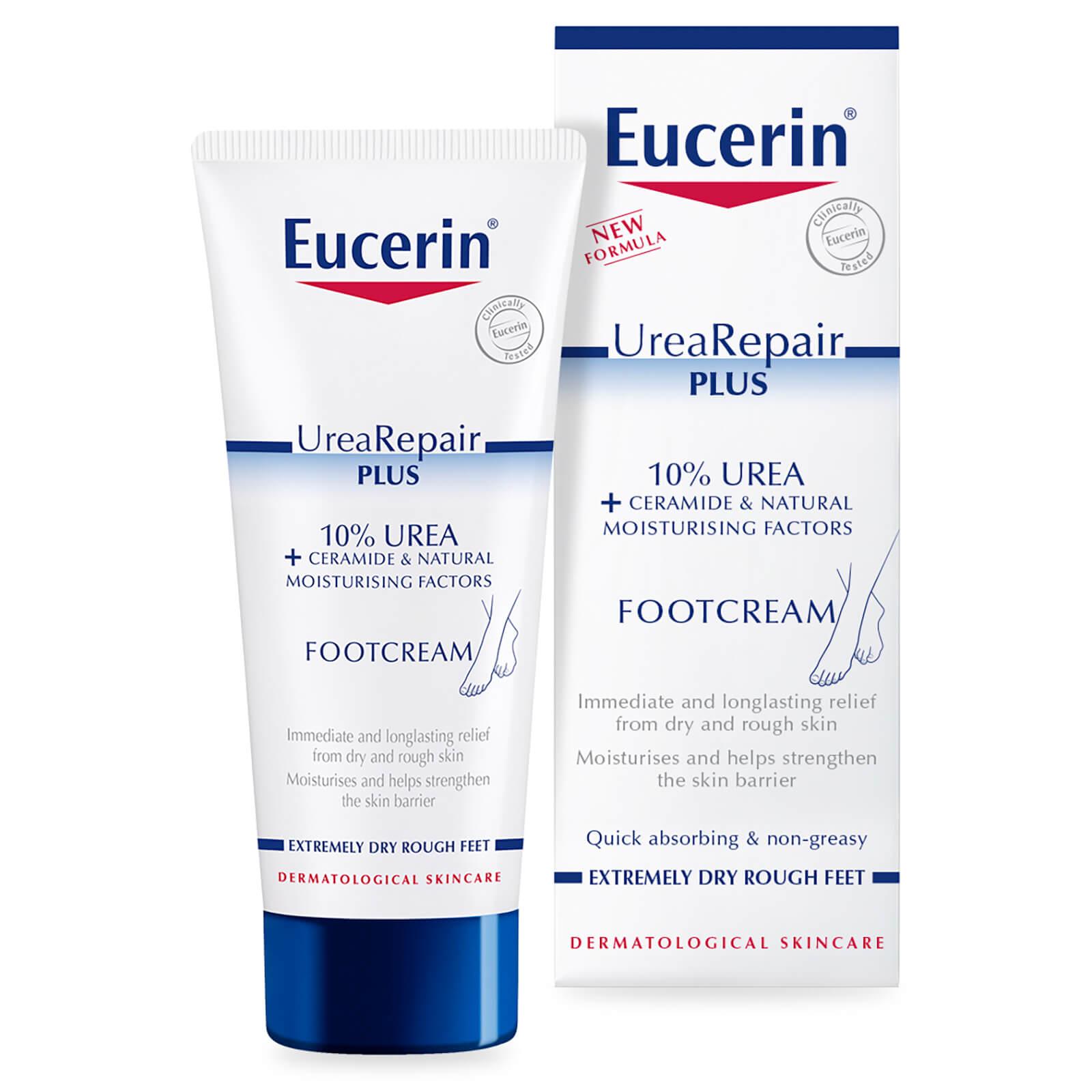 eucerin dry skin intensive foot cream