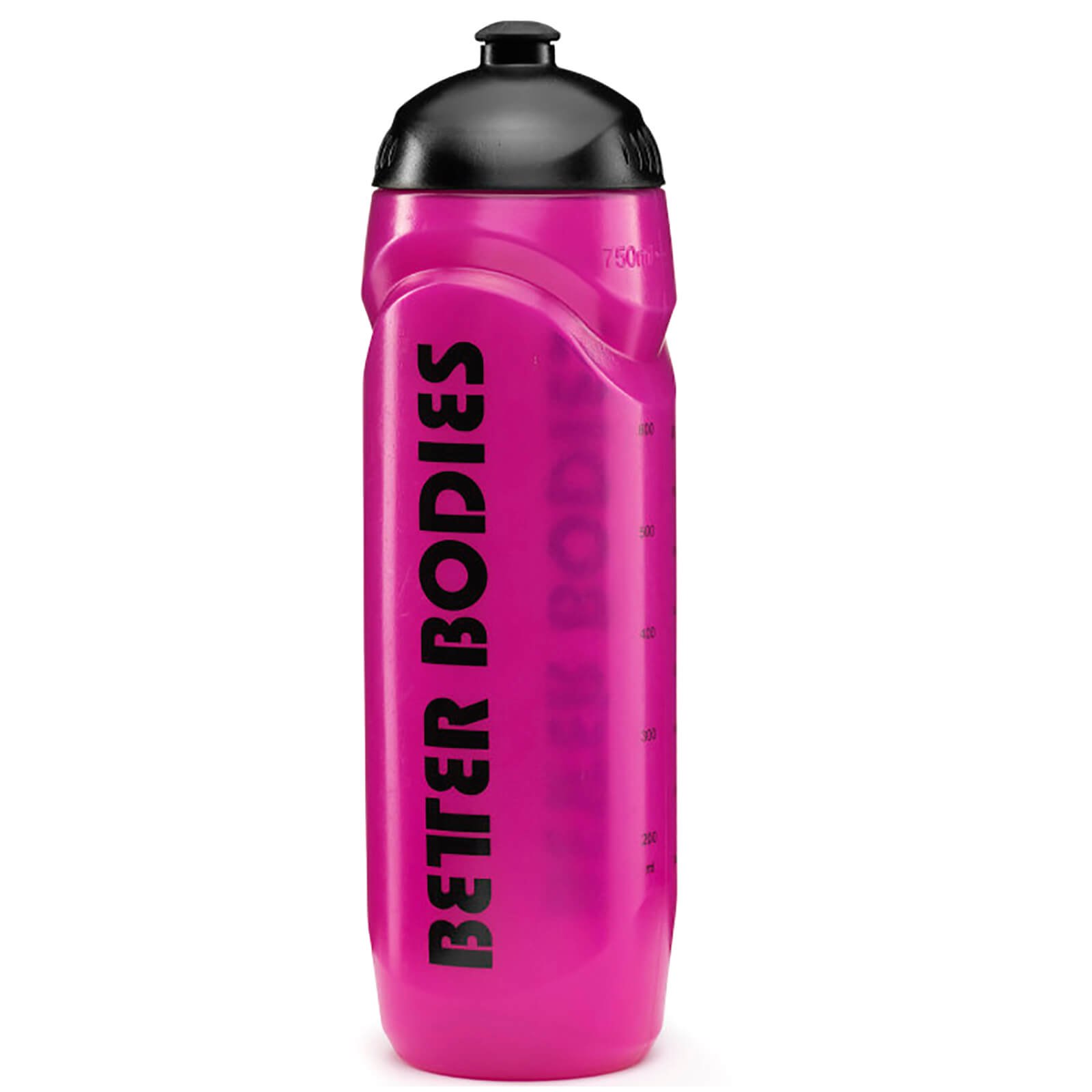 Better Bodies BB Sports Bottle - Hot Pink