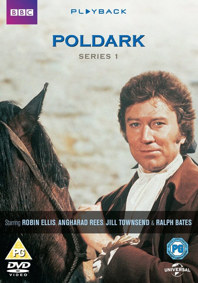 Poldark - Series 1: Vol 1 & 2