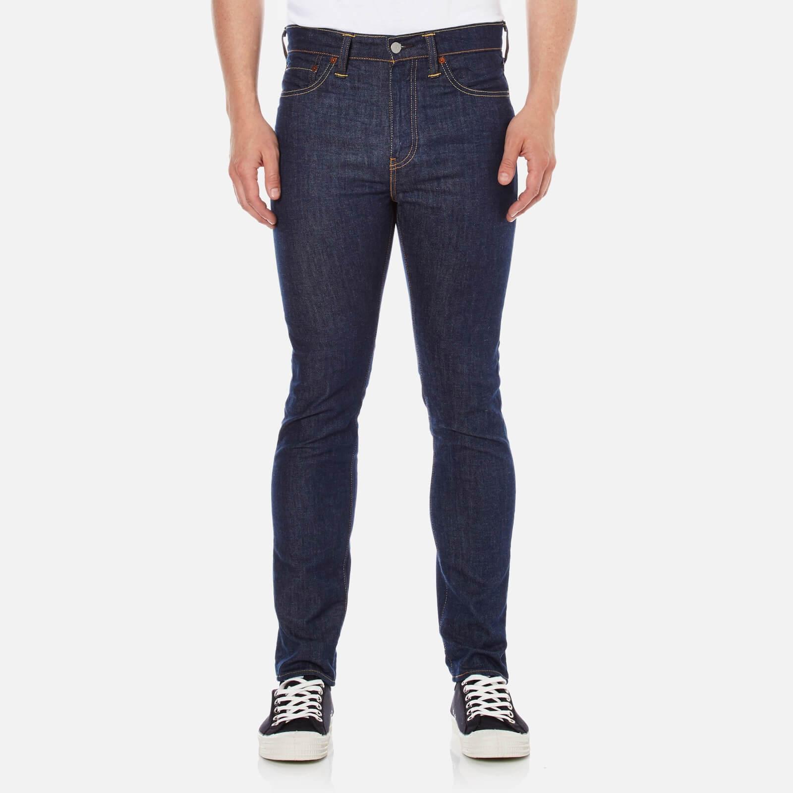 Levi's Men's 510 Skinny Fit Jeans Broken Raw