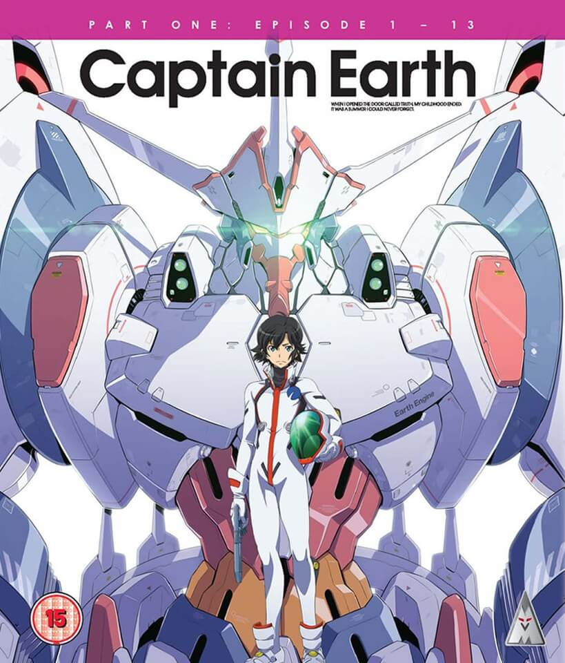 Captain Earth: Part 1