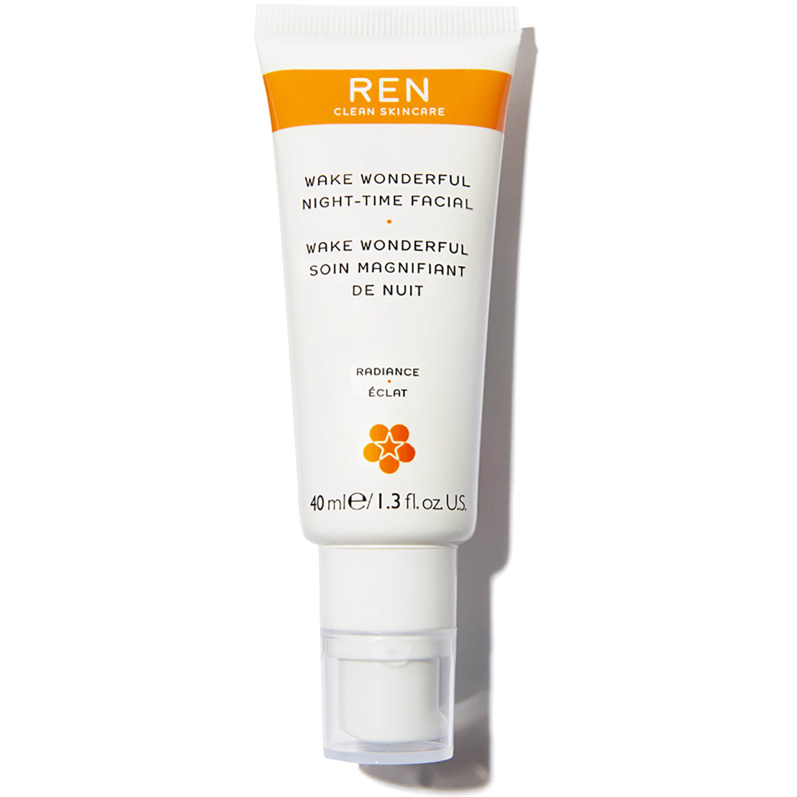 Ren Wake Wonderful Night Time Facial 40ml Beautyexpert Cottage Happy Shower Sex On The Beach 250 Ml Cranberry Product Description