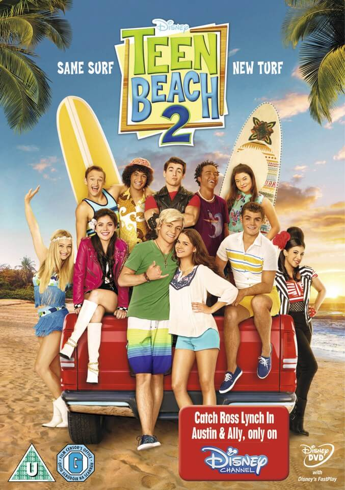 Teen Beach Movie 2