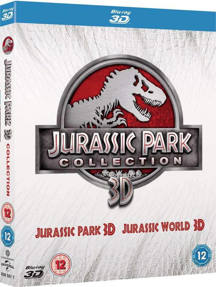 Jurassic Park 3d Jurassic World 3d Blu Ray Zavvide