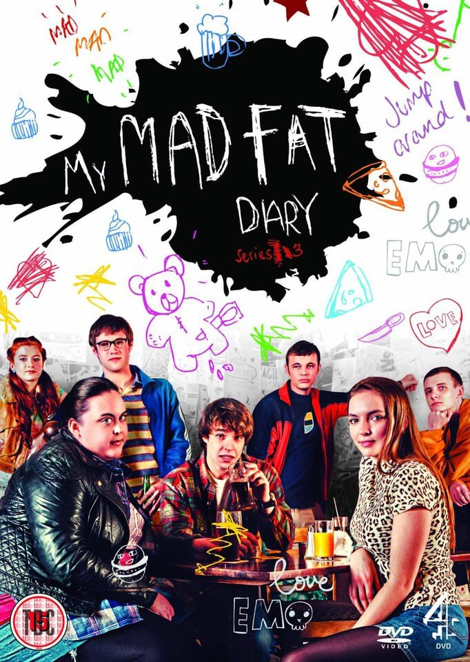 My Mad Fat Diary Series 3