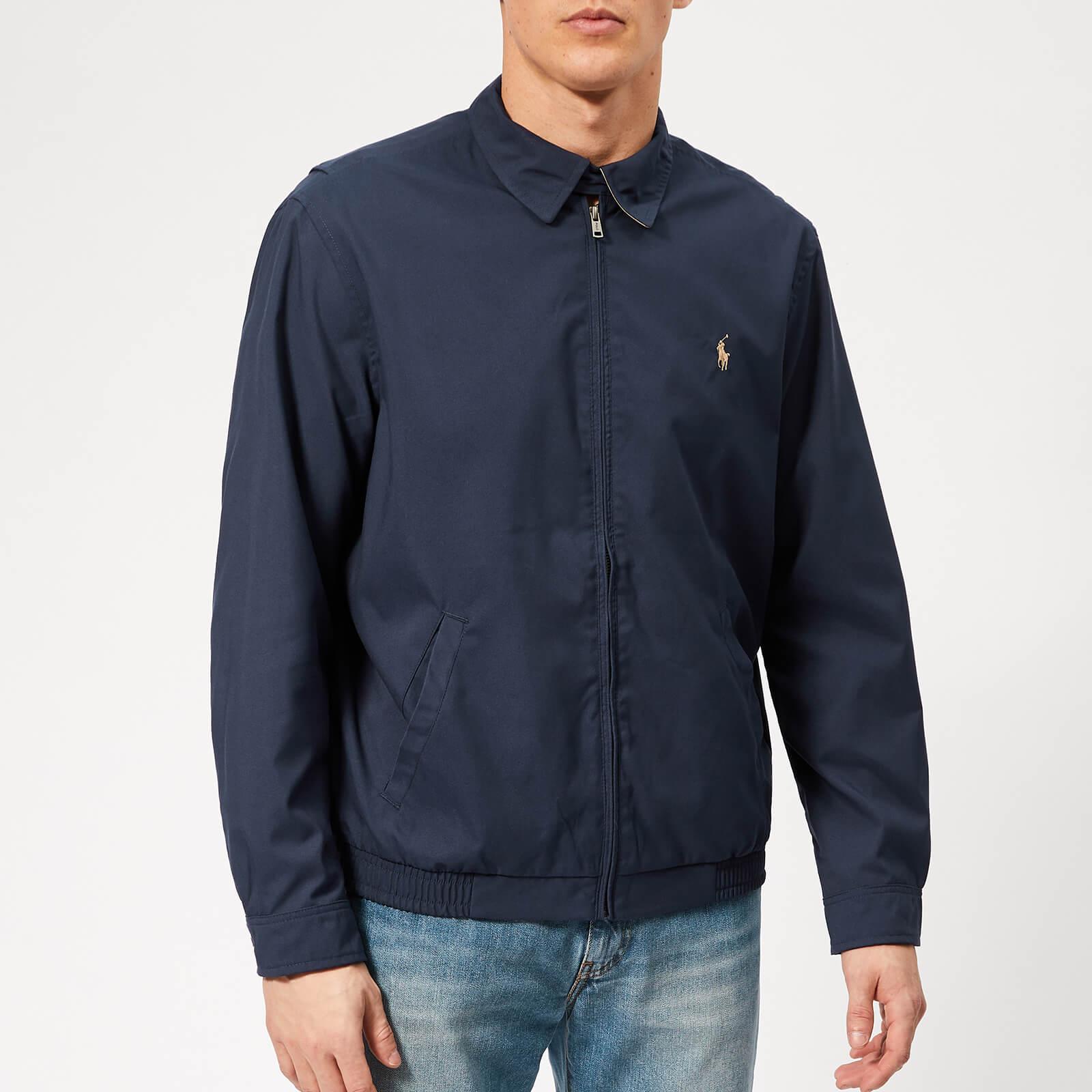 88adffa943cf54 Polo Ralph Lauren Men's Bi-Swing Jacket - French Navy - Free UK Delivery  over £50