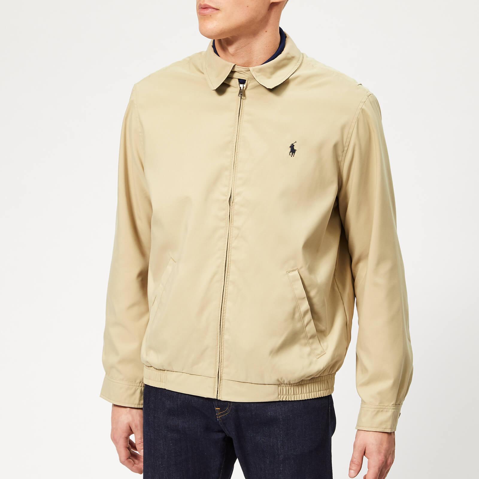 b0b6d5a7c Polo Ralph Lauren Men's Bi-Swing Jacket - Khaki Uniform