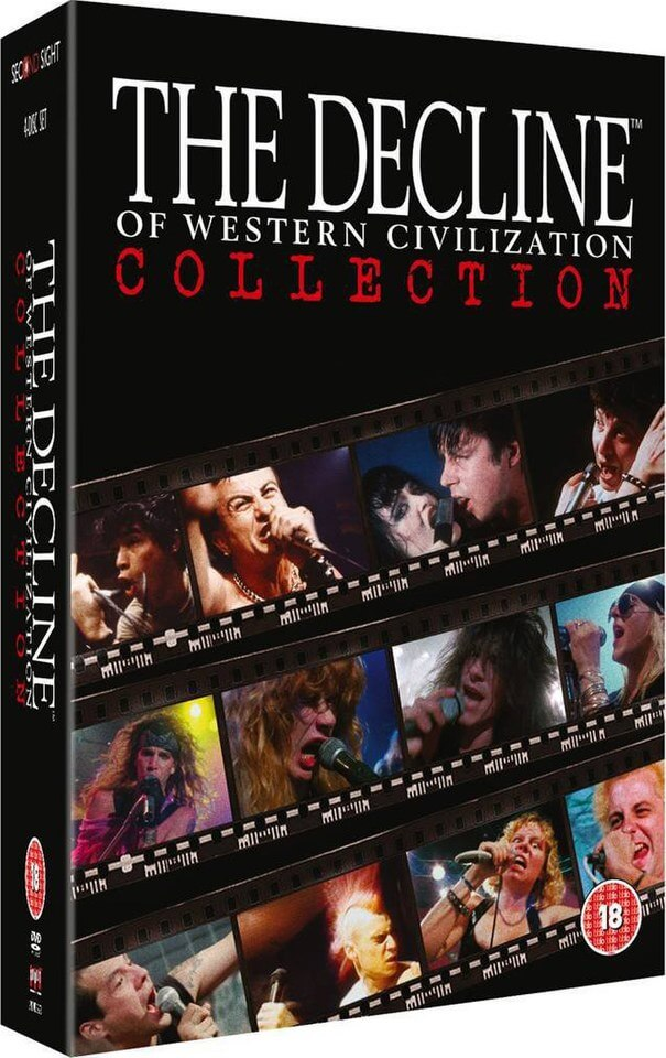 The Decline of Western Civilisation Collection