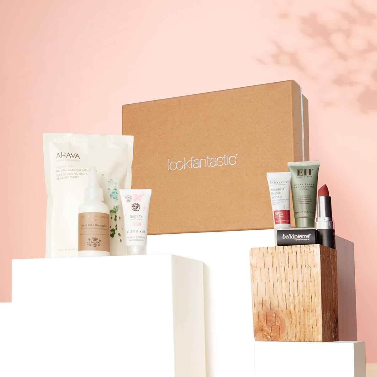 Lookfantastic Beauty Box Prenumeration Snabb Leverans