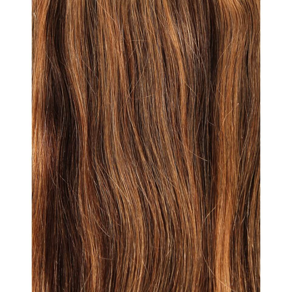 Beauty Works 100% Remy Colour Swatch Hair Extension - Blondette 4/27