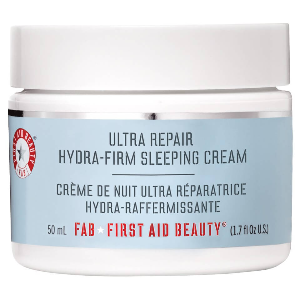 First Aid Beauty Ultra Repair Hydra Firm Overnight Sleeping Cream (50ml)的圖片搜尋結果