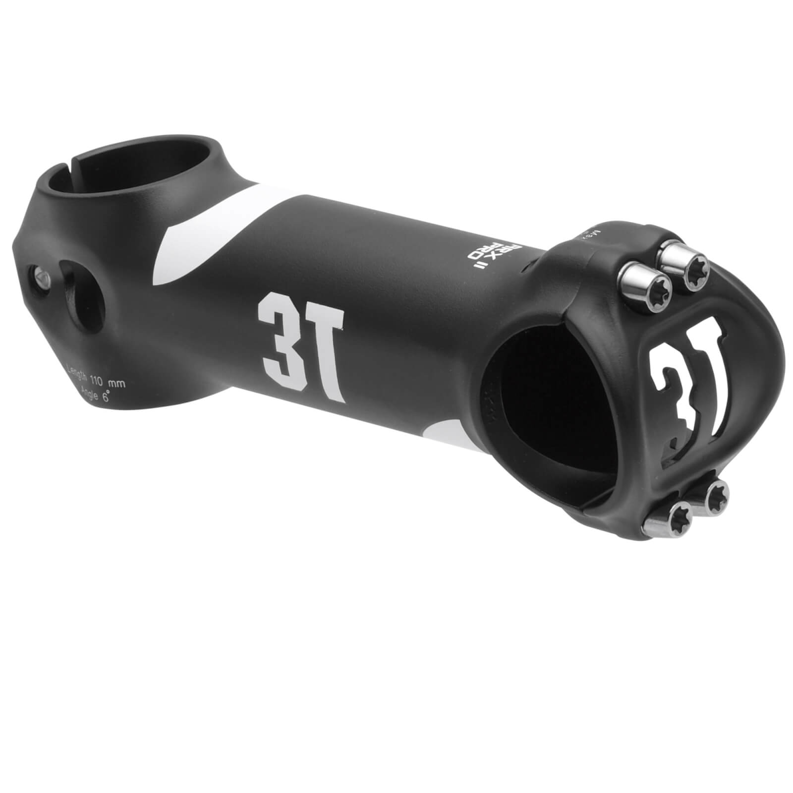 3T Arx II Pro Alloy Stem - Black/White