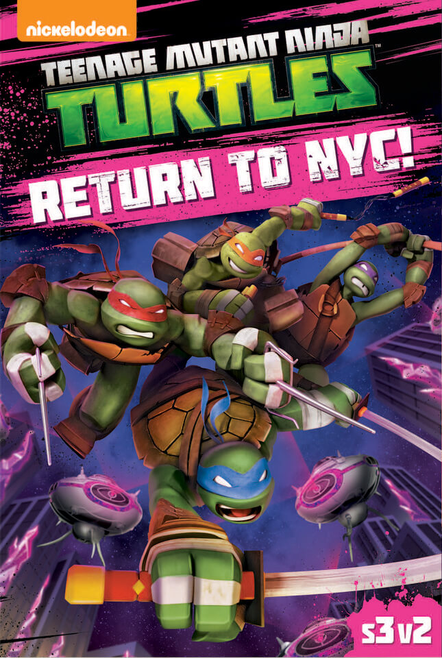 Teenage Mutant Ninja Turtles: Return to NYC