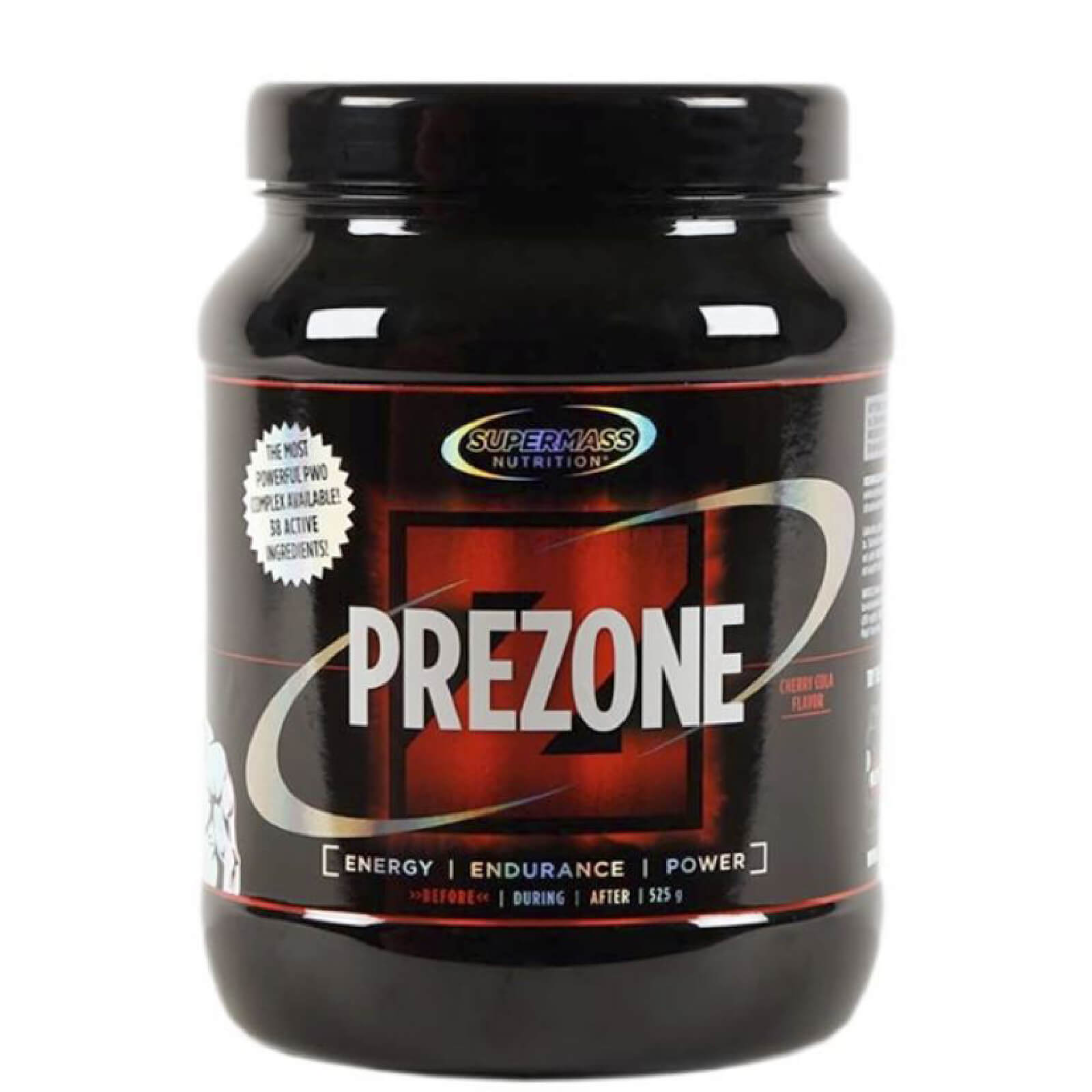SUPERMASS PreZone - Cherry Cola 525g