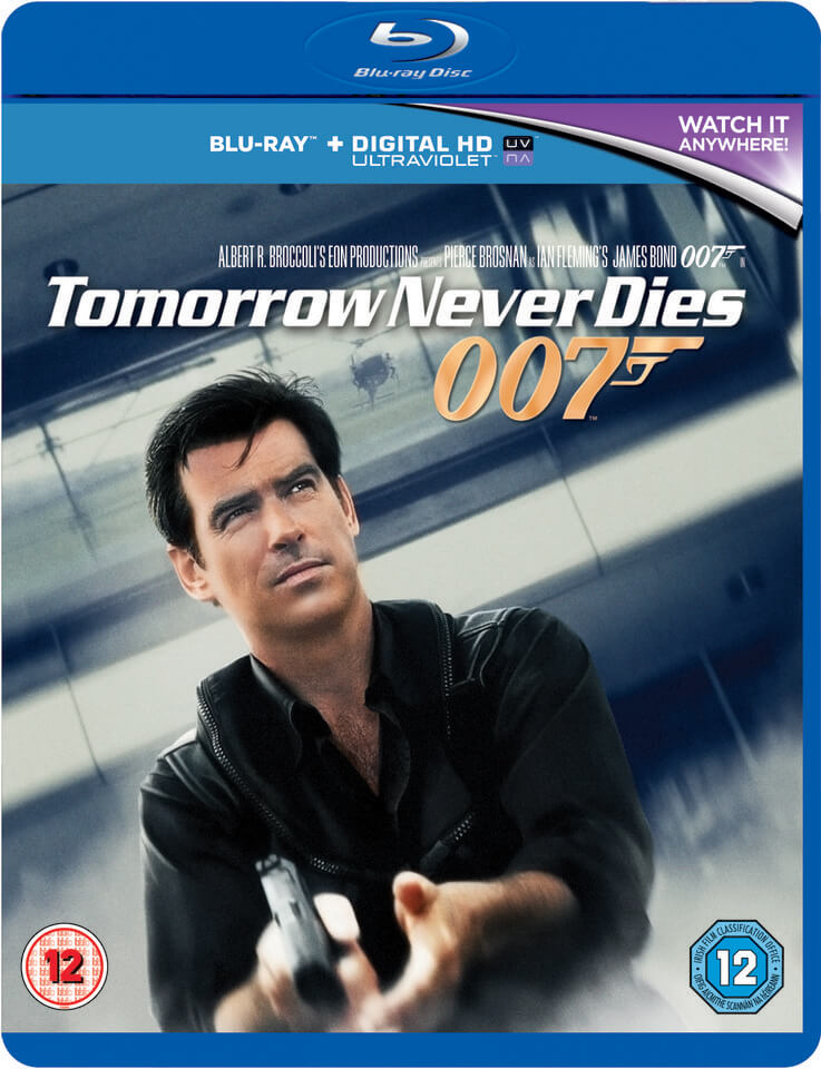 Tomorrow Never Dies (Includes HD UltraViolet Copy)