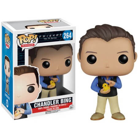 Friends Chandler Bing Pop! Vinyl Figure