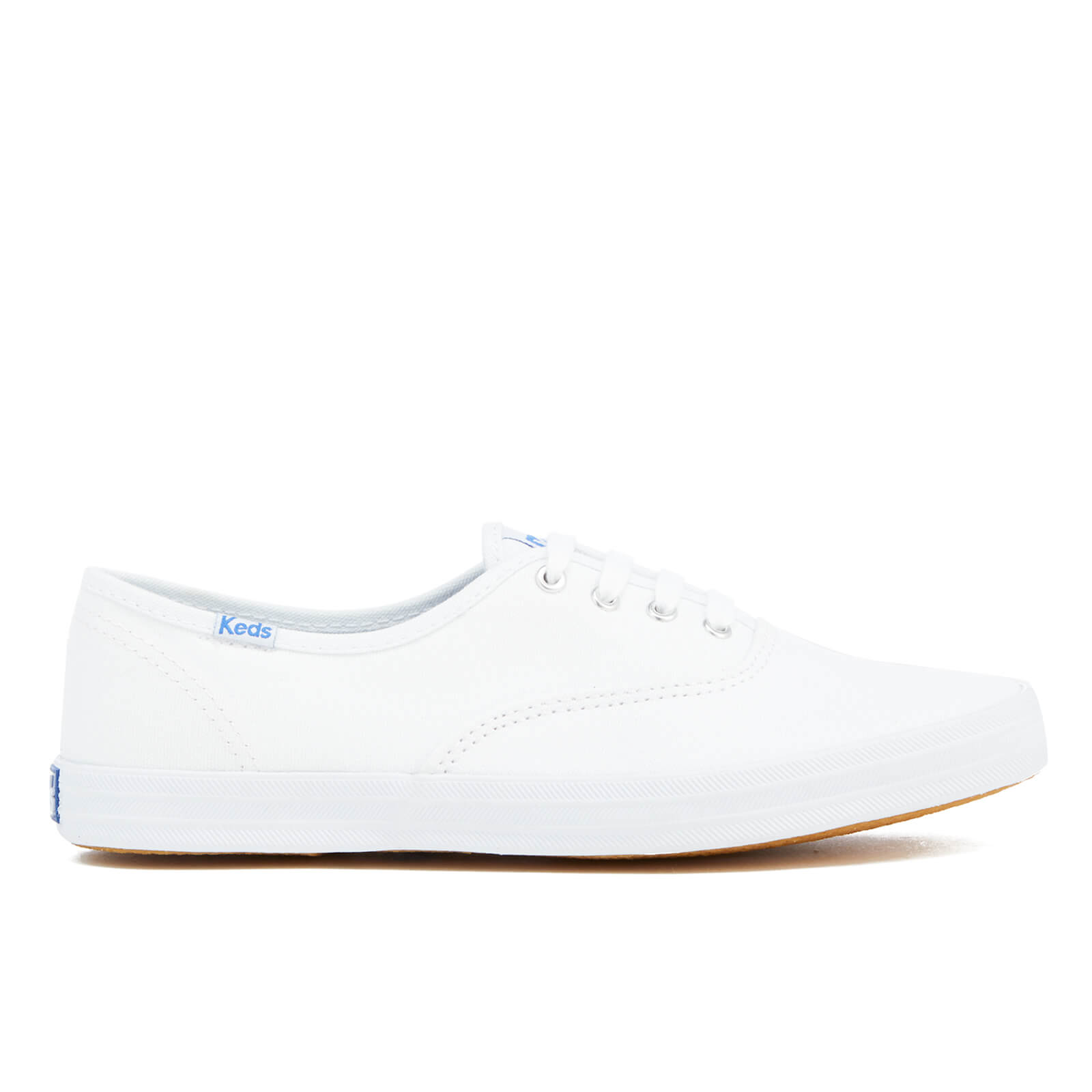 a04722e84d8 Keds Women s Champion CVO Core Canvas Trainers - White Womens Footwear