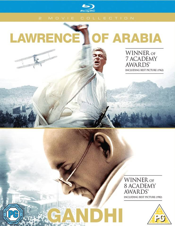 Ghandi / Lawrence Double