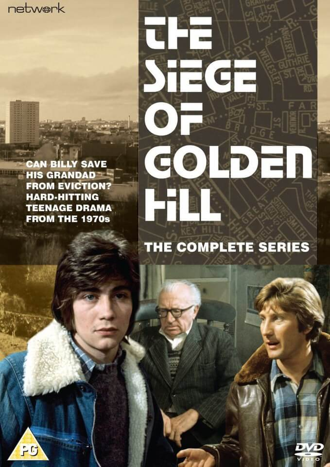 The Siege of Golden Hill: The Complete Series