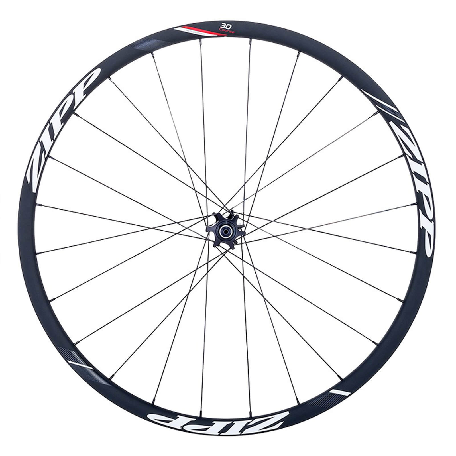 Zipp 30 Course Clincher Disc Brake Front Wheel
