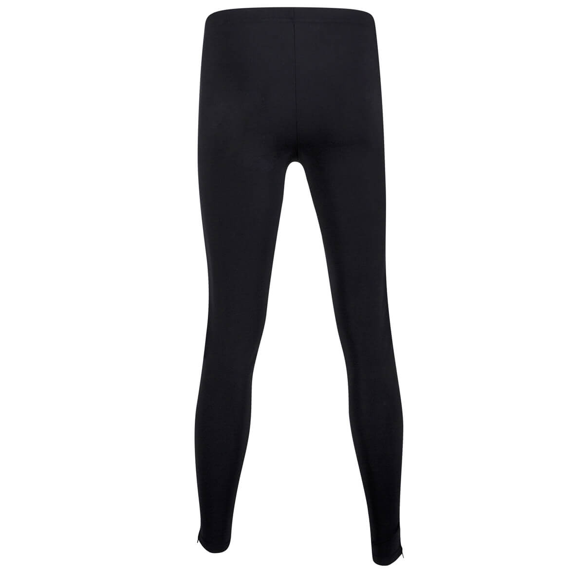 Santini CX Side Zip Warm Up Tights - Black