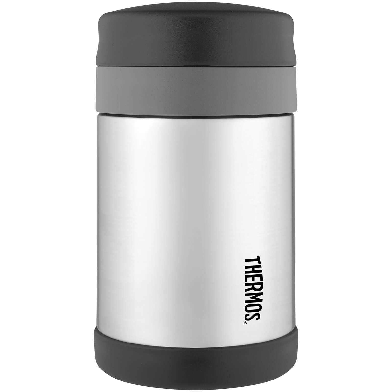 Thermos Food Flask with Folding Spoon (470ml)