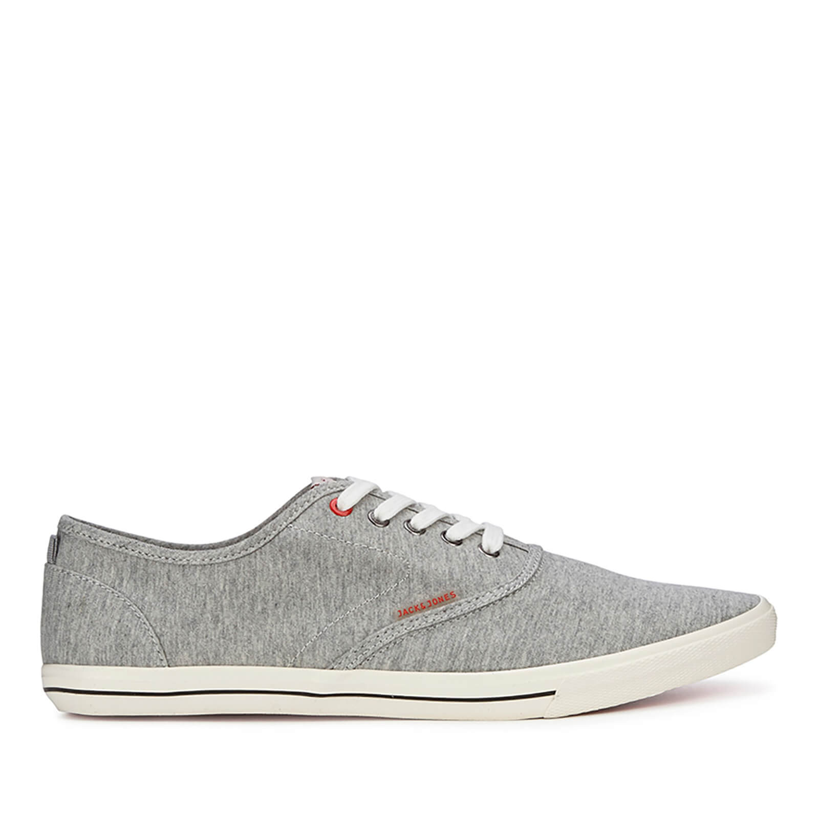 Jack & Jones Spider Canvas Sneakers - Grijs