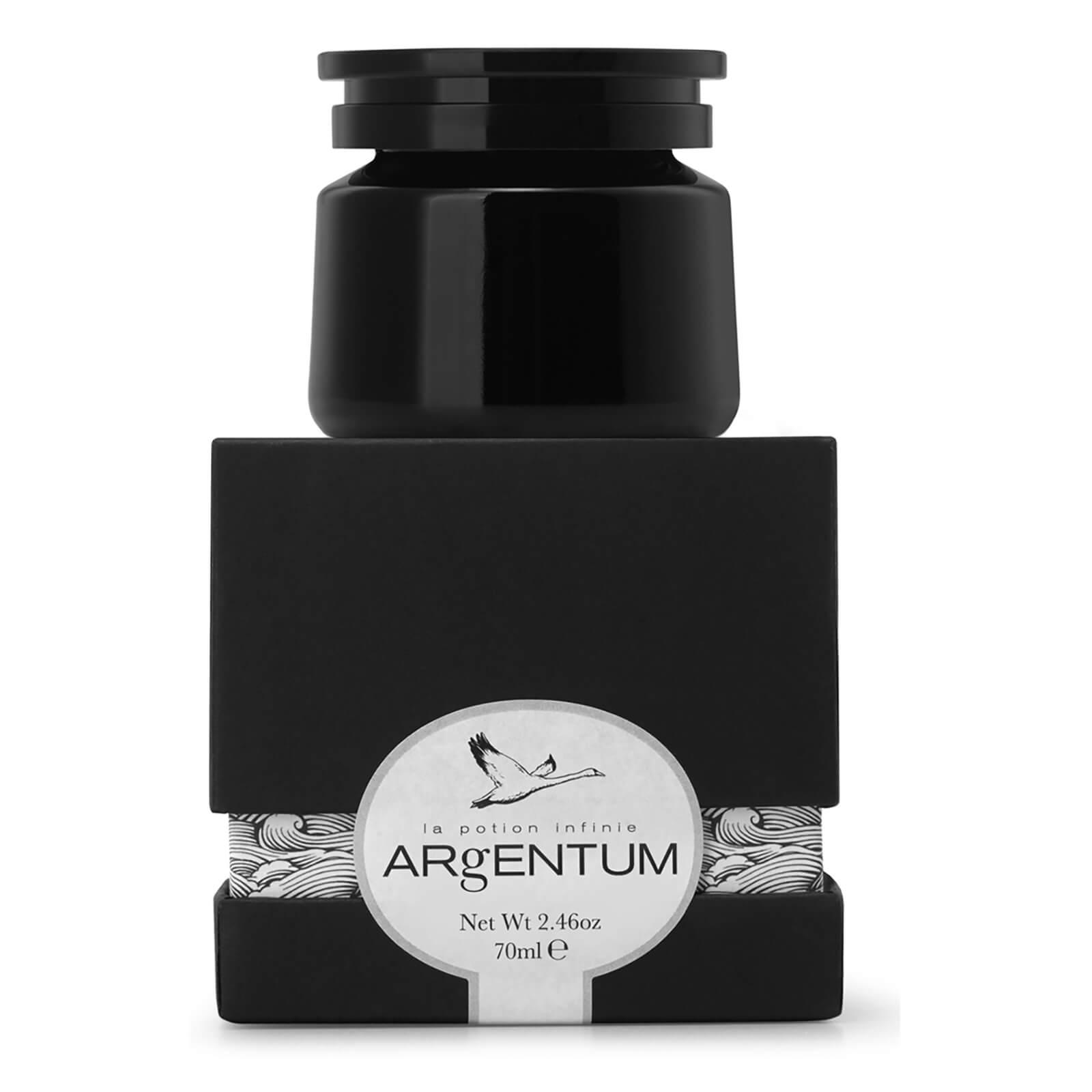 ARgENTUM LA POTION INFINIE 银露乳霜 70ml+银露乳霜 14ml+LF限量礼包