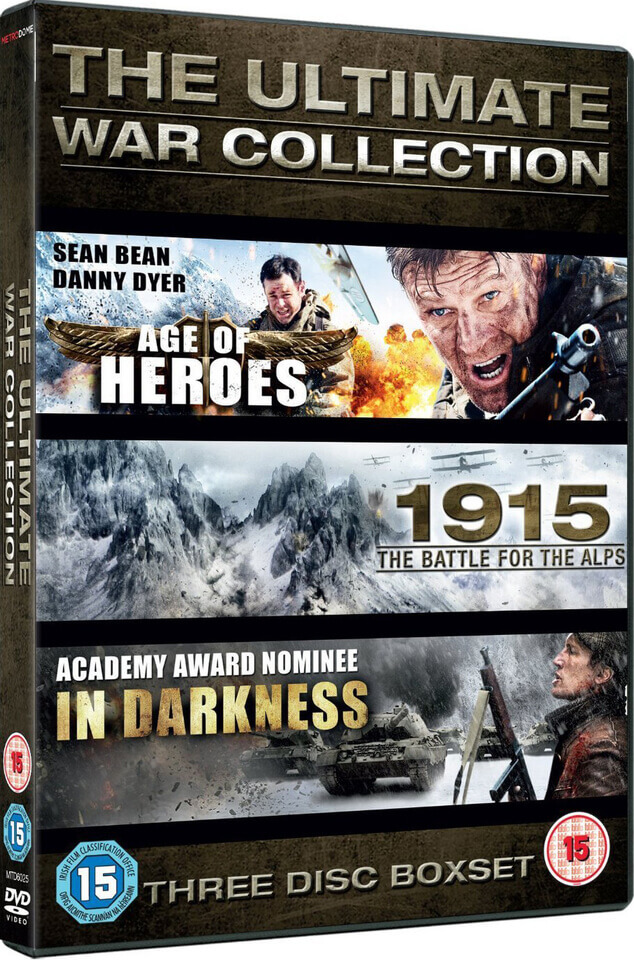 The Ultimate War Collection: Age Of Heroes, 1915 The Battle Of The Alps, In Darkness