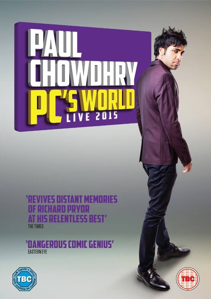 Paul Chowdhry - PC