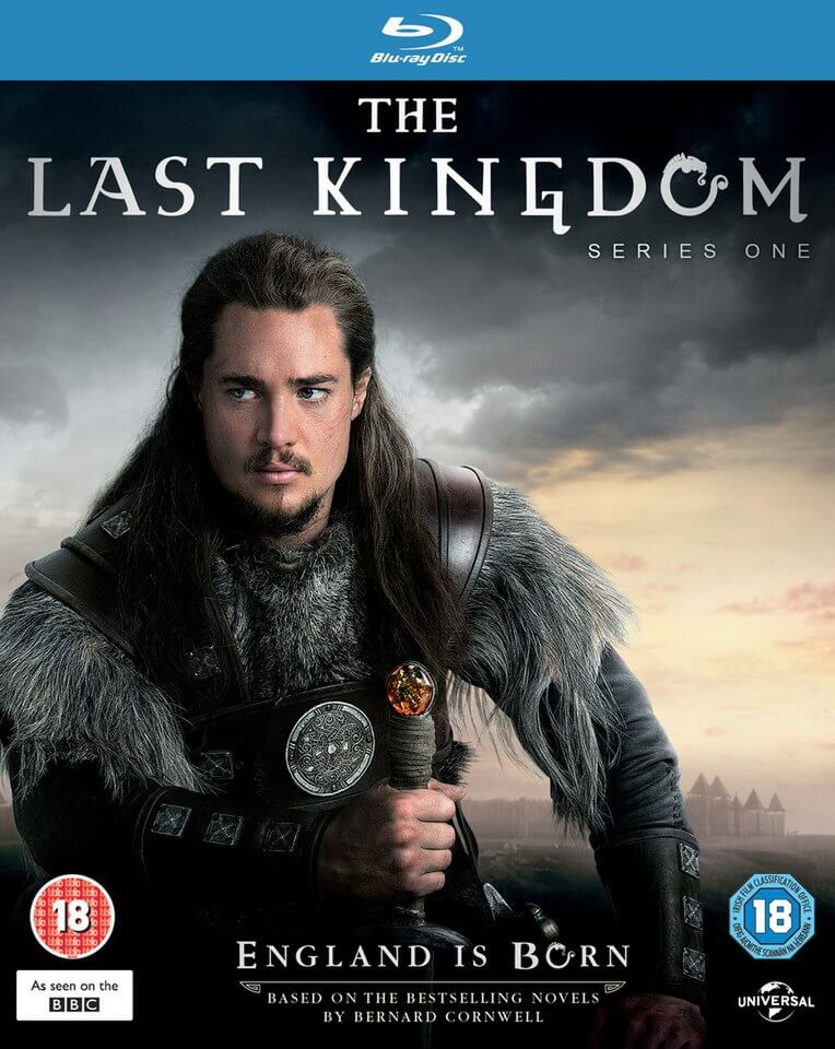 The Last Kingdom Series 1 Blu Ray Zavvi