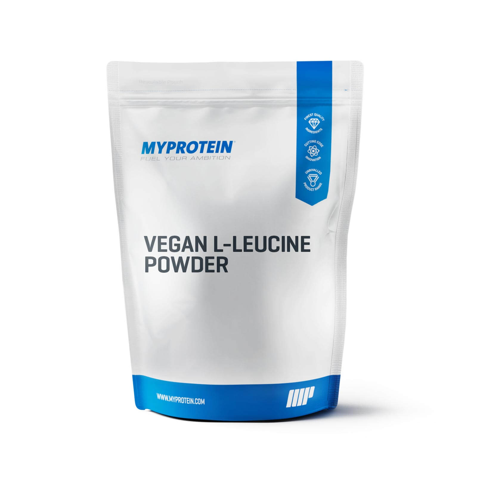 Fermented L Leucine Powder, Unflavoured, 250g