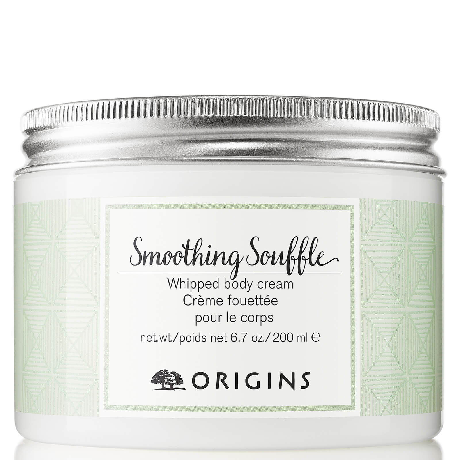 Origins Smoothing Souffle Whipped Body Cream (200ml)