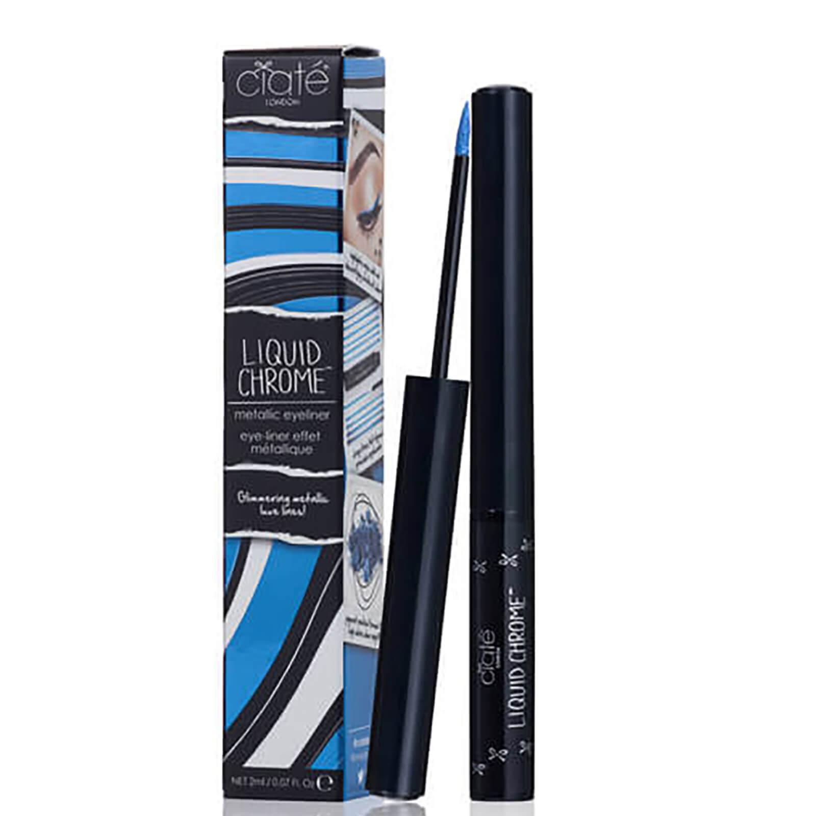 Ciat London Liquid Chrome Eye Liner Various Shades Beautyexpert Sleep Buddy Set Bed Cover Square Cotton Sateen Extra