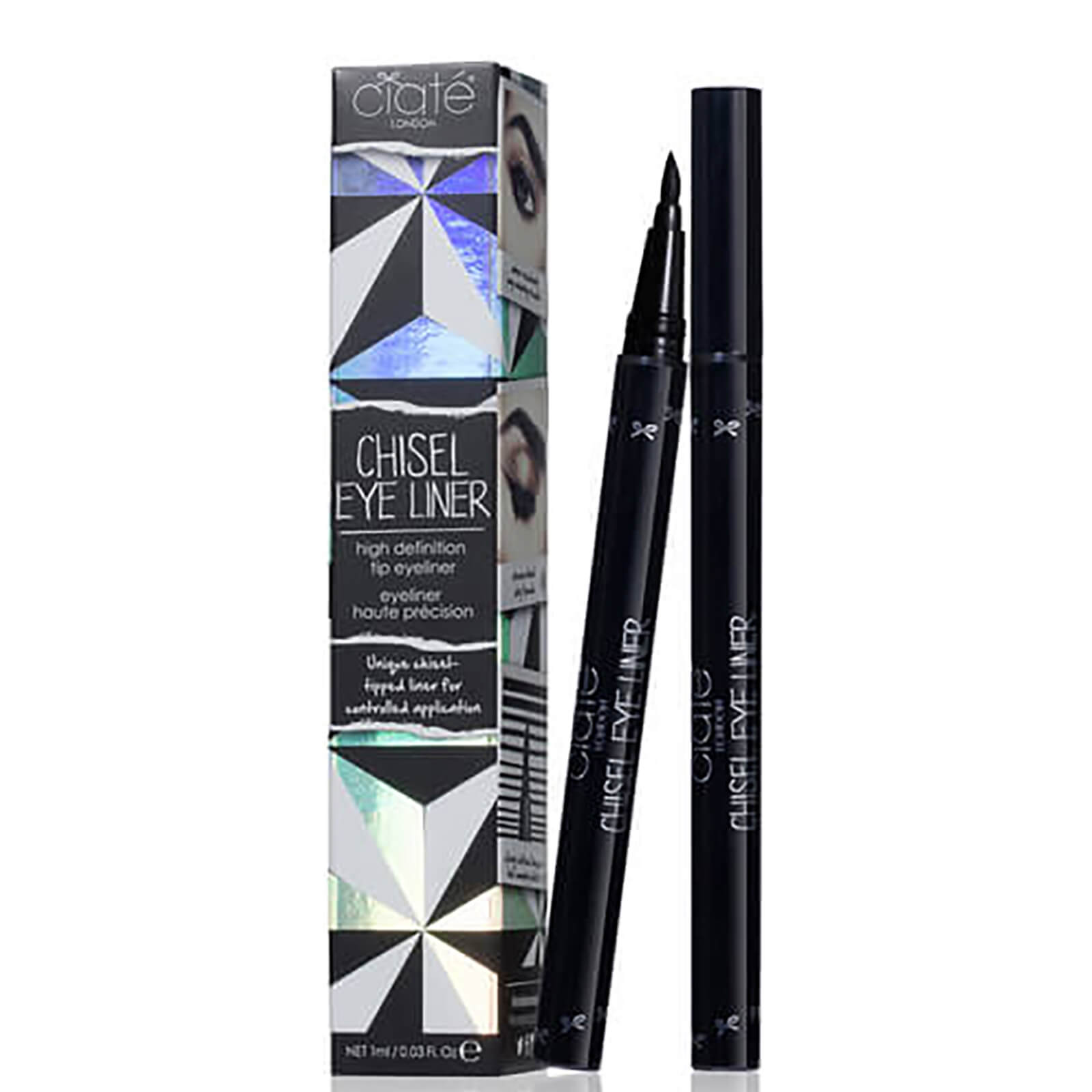 65c6122ac91 Ciaté London Chisel Eye Liner - Black