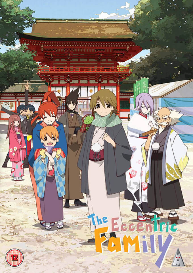 Eccentric Family Series Collection