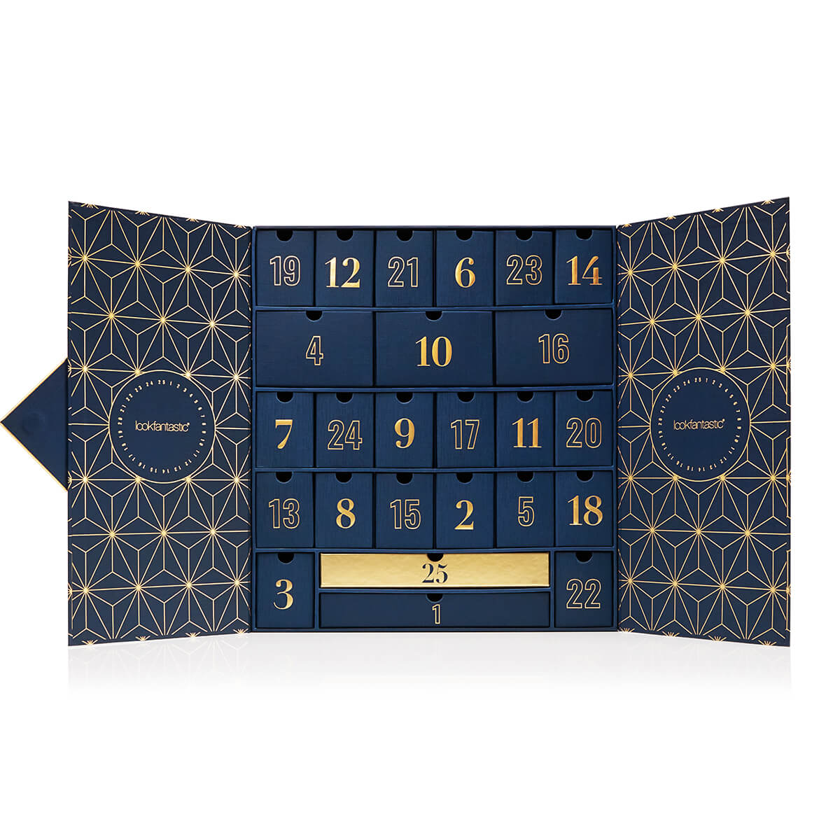 lookfantastic Advent Calendar 2019 (Worth Over £420)