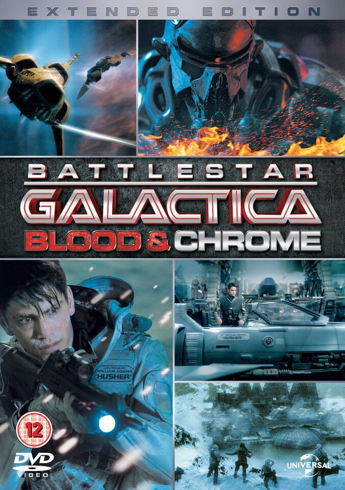 Battlestar Galactica - Blood And Chrome